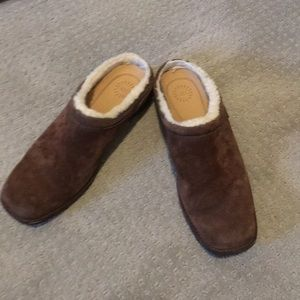 UGG suede shoes